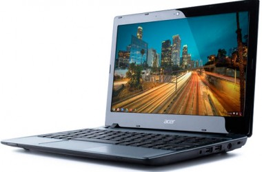 Acer C7 Chromebook: A Cheaper Chrombook