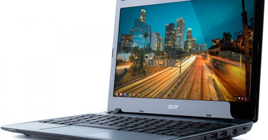 Acer C7 Chromebook: A Cheaper Chrombook