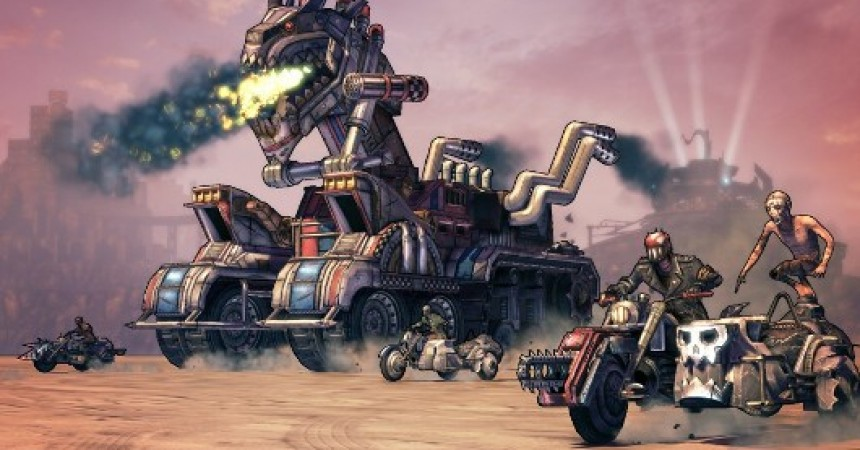 Borderlands 2 Torgue DLC Coming On Xbox 360, PS3 And PC