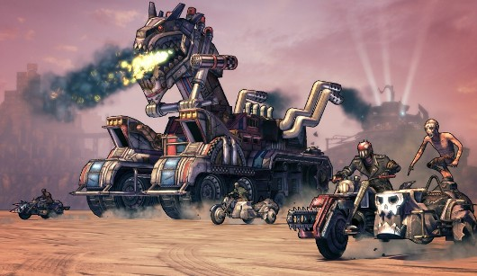 Borderlands 2 Torgue DLC