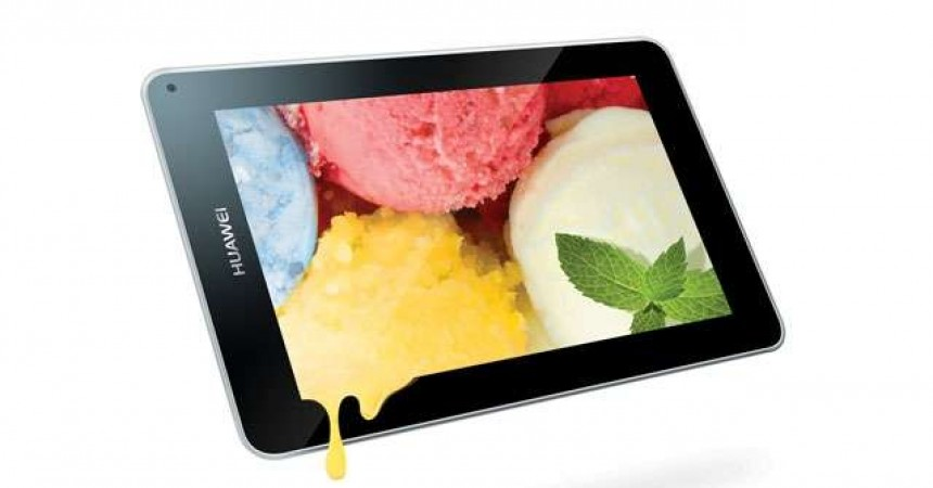 Huawei 3G Tablets Starting From Rs. 13,700