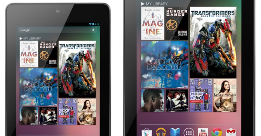 Nexus 10 & Nexus 7 Needs More Apps