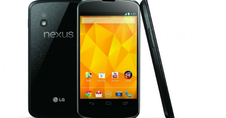 LG Nexus 4 Goes For Pre Order In India