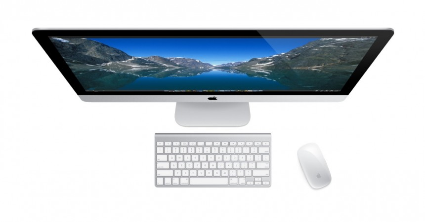 Redesigned Apple iMacs To Come Soon