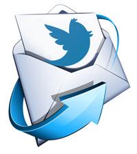Tweets Via Emails