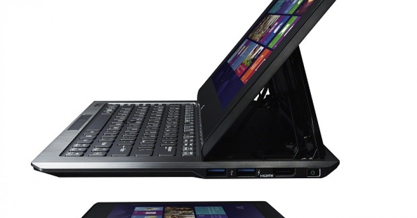 Sony VAIO Duo 11 Hybrid Ultrabook Tablet Introduced In India