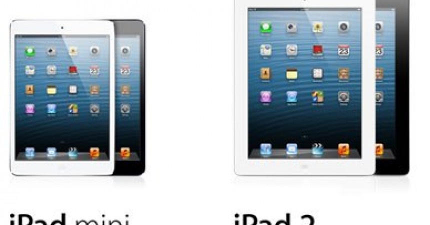 iPad Mini At $329 or  iPad 2 At $319: Which One Is Better?