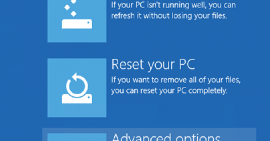 How to Start Microsoft Windows 8 in Safe Mode [Step by Step Tutorial]