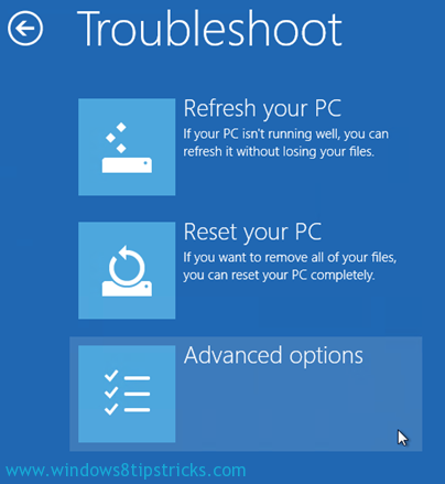 How to Start Microsoft Windows 8 in Safe Mode [Step by Step Tutorial] 3