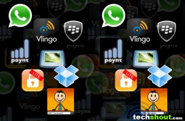 Top 5 must have Blackberry Apps fully working on Normal GPRS Plan