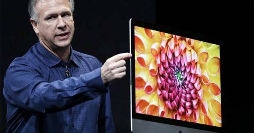 The All New Apple iMac In the Trimmed Look