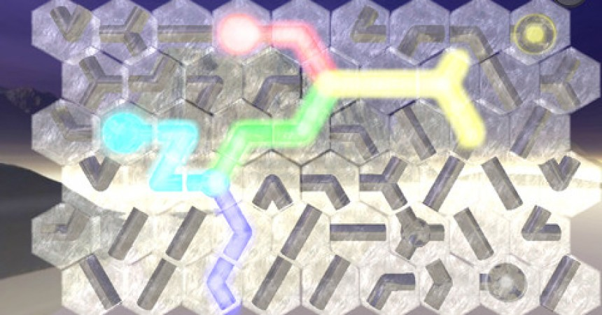 Dflux Game Review – Addicitve Puzzle Game For iOS & Android