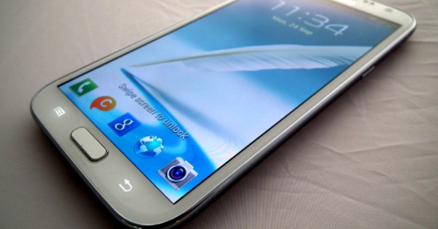Note 2 Lock Screen Security Issue: Samsung Is Working On A Patch!