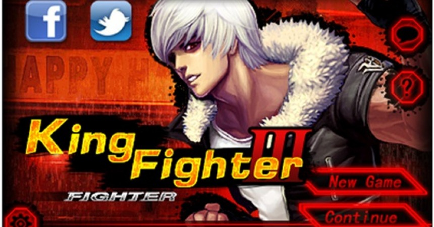 King Fighter III Android Game Review : Arcade Fighting At Its Best!