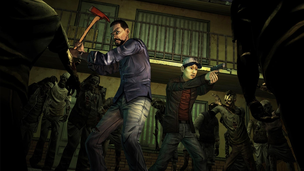 Walking Dead Xbox Live Game