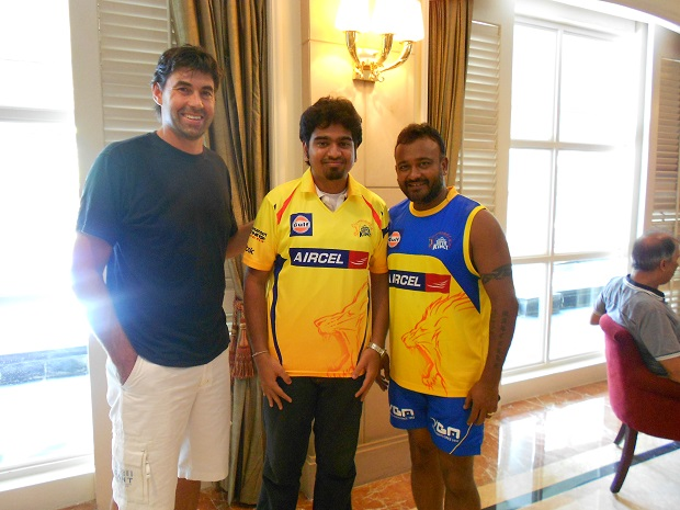 Aircel CSK Blogger For IPL 2013