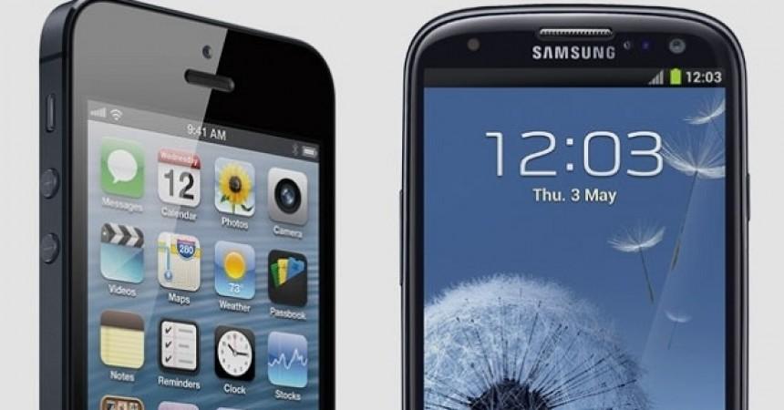 Samsung Galaxy S4 Vs Apple iPhone 5 Comparison: Survival Of The Finest!