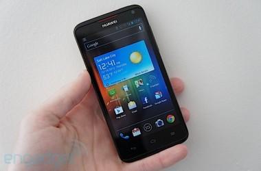 Huawei Ascend D1 Quad XL Smartphone Review