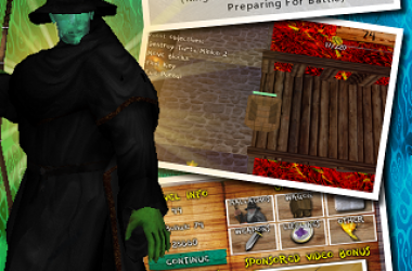 Dungeon Wagon iOS Game Review: Epic Action Coming Soon To Your iPhone/iPad!
