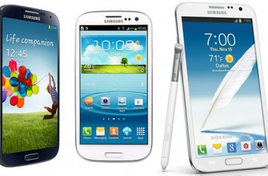 A Closer Look at the Galaxy Devices