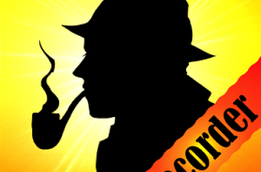 Detective's Voice Recorder iOS App Review: One Touch Secret Recorder For iPhone!