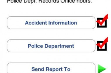 USAccident Report iOS/Android App Review