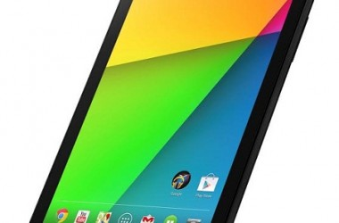 All New Nexus 7 2013 Version Launched In India By Asus & Google
