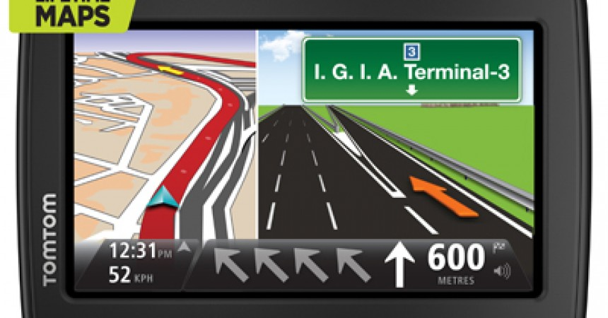 TomTom 'Start' Series Launches In India: Best Way To Get Started With Navigation!