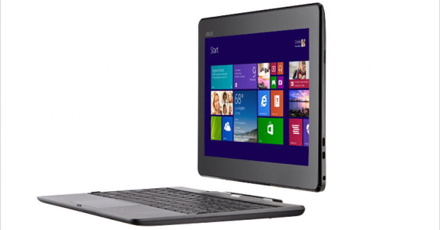 Asus Transformer Book T100TA In-Depth Review: Best Windows 8  Tablet/Laptop Hybrid In India!