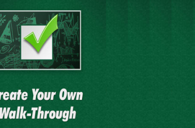 Create Your Own Walk-Through Plus iOS App Review