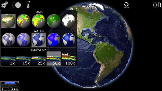 Elevation Earth iOS App 3