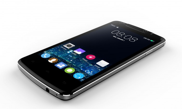 T Series SS909 Smartphone - black color