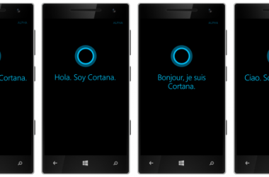 Cortana Gets 4 New Language Support With It's Alpha Version Launch In Europe!