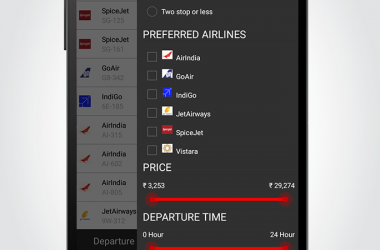 Now Book Lowest Fare Flight Tickets With VIA's Mobile App