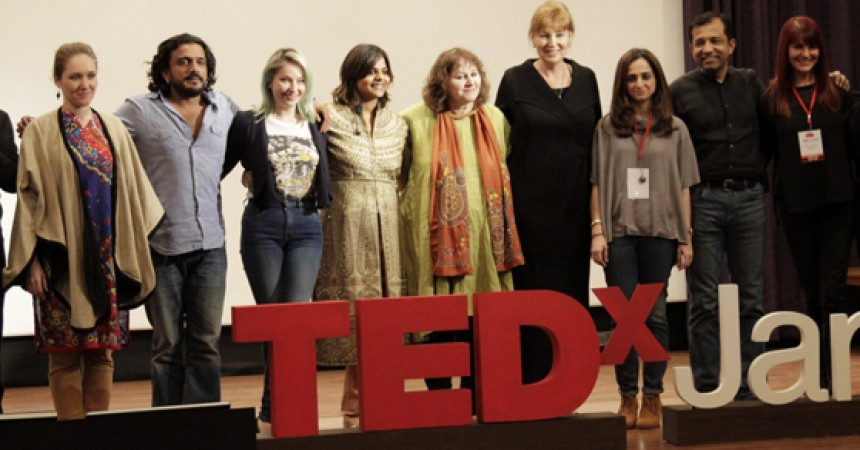 Influential Speakers From 7 Countries Gathered At The American Center To Speak At TEDxJanpath