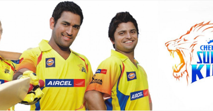 Aircel Unveils Its New Consumer Campaign With Chennai Super Kings