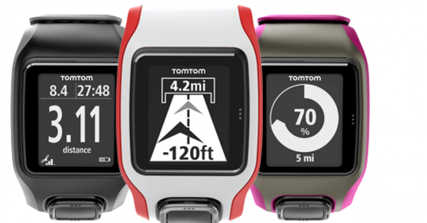 TomTom GPS Sport Watches Now Compatible With Nike+ Running App