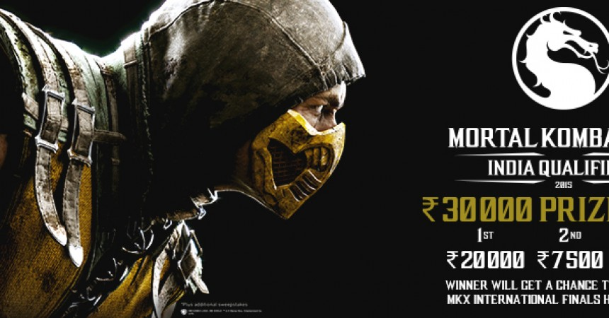 E-xpress Announces Mortal Kombat X Cup – India Qualifiers With Cash Prizes!