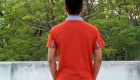 Polos by Zovi Summer Casuals Orange 4.