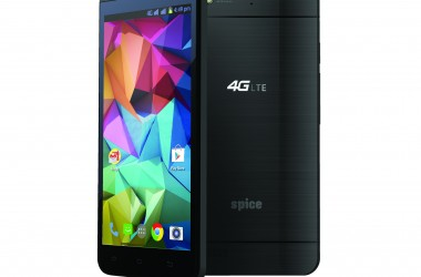 Spice Mobiles Launches Its First 4G LTE Smartphone – Stellar 519