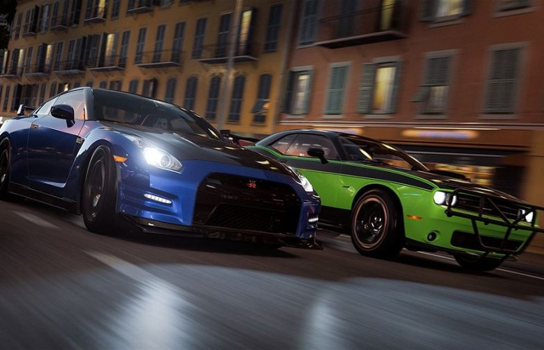 The Best Car Racing Games for the Xbox One
