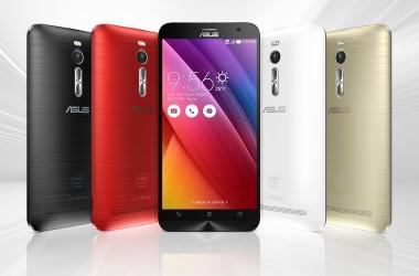 ASUS Unveils Zenfone 2 – World's First 4GB RAM Smartphone in India!