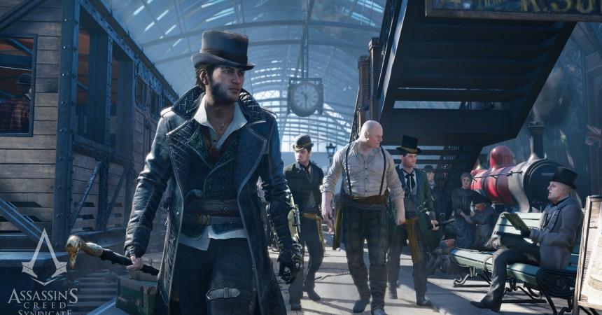 New Assasin's Creed® Syndicate Announced: Liberate Victorian London From Oppression!