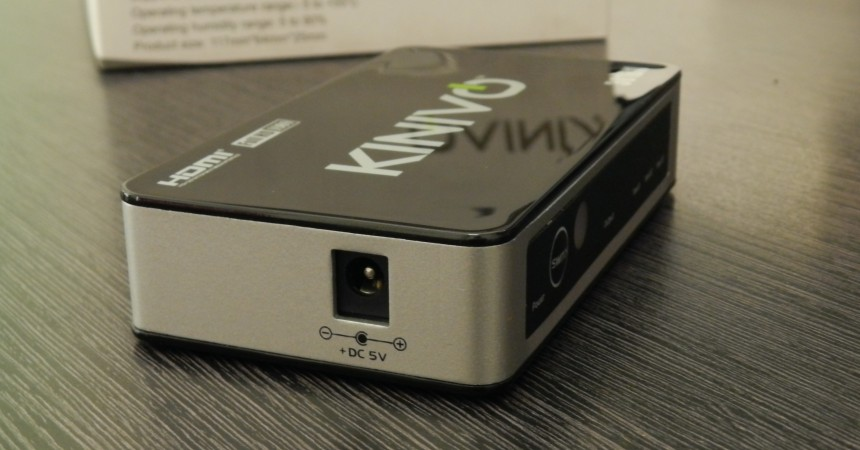 Kinivo 301BN Review: Premium HDMI Switch With Remote!