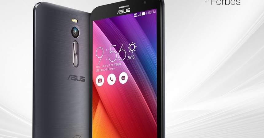 Asus ZenFone 2 Accredited As An Impressive Unlocked Flagship Device At Budget Pricing by Forbes