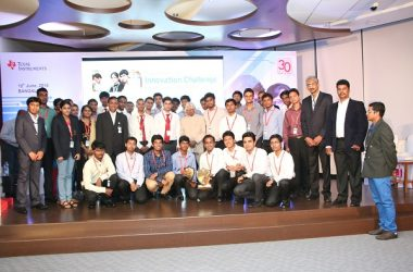 Radar For 3D Automotive Imaging Lights Up The Show At The 6th Annual Texas Instruments Innovation Challenge India Design Contest 2015