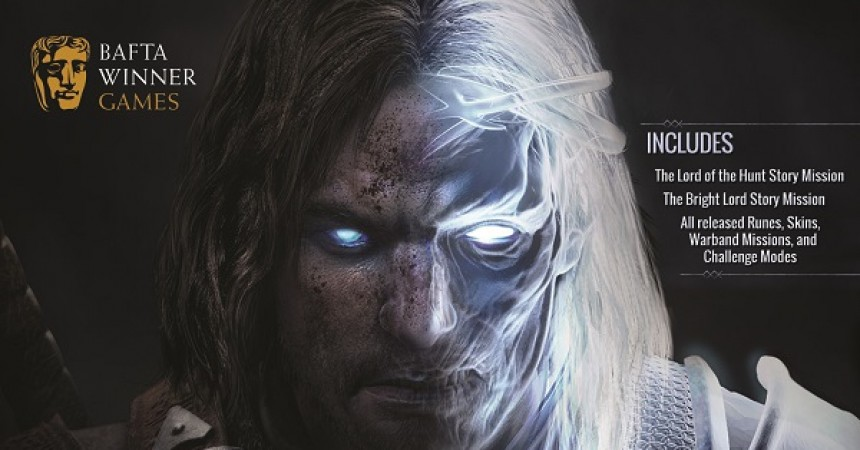 Middle-earth™: Shadow of Mordor™ Game of the Year Edition Available Now