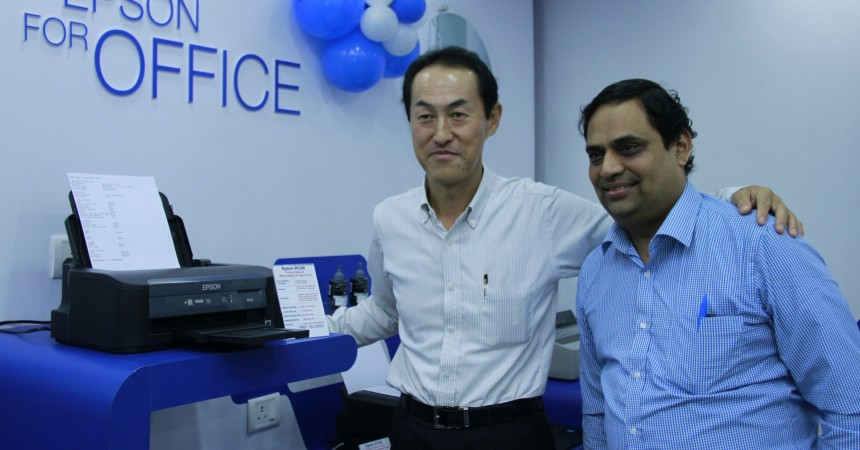 Epson Opens its First Exclusive Epson Experience (E3) Zone in Chennai