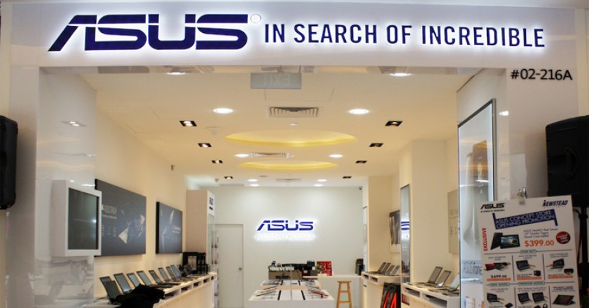ASUS Inaugurates Its First Exclusive Store In Lucknow
