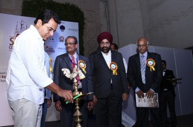 The South India Hotels & Restaurants Association Convention 2015 Inaugurated In Hyderabad
